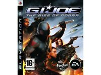 G.I Joe The Rise of Cobra Game Only Playstation 3 PS3