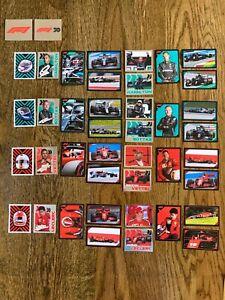 F1 Formula 1 - 2020 Topps Stickers Full Set - Lewis Hamilton Max Verstappen