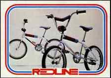 Vintage 1984 Donruss BMX Bicycle Racing Complete 59 Card Set NM-MT! Fast Ship
