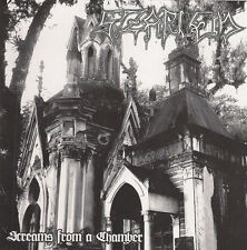 "Szarlem - Screams from a chamber 7""EP (Nocturnal,Exorcism,Angel Of Damnation)"