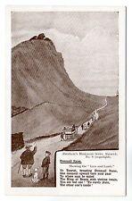 Dunmail Raise - Comic Art Postcard c1910 / Abraham