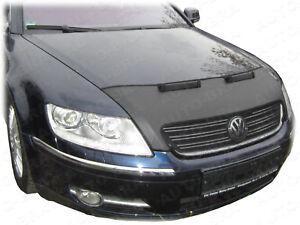 CAR HOOD BRA fit Volkswagen VW Phaeton 2001-2010 FRONT END MASK BRA DE CAPOT