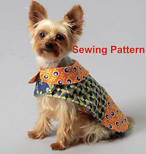 Kwik Sew K4092 PATTERN - Pet Coats - Brand New