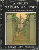 Child's Garden of Verses by Robert Louis Stevenson Illustrated by Jessie Willcox