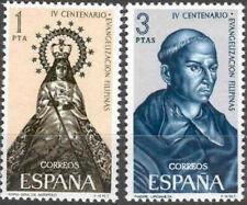 Spain Edifil # 1693/1694 ** MNH Set. Evangelización de Filipinas
