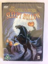 the haunted pumpkin of sleepy hollow dvd brand new sealed item