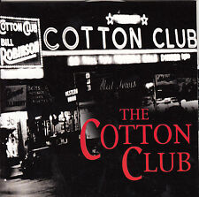 THE COTTON CLUB Various Artists CD - New
