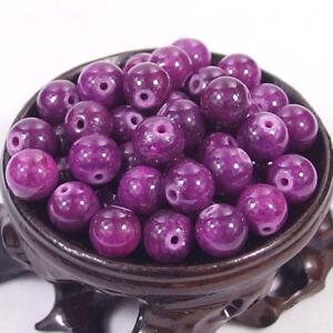 Bulk Gemstones II natural spacer stone beads 4mm 6mm 8mm 10mm 12mm jewelry DIY