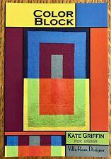 Color Block Quilt Pattern