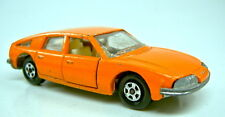MATCHBOX SUPERFAST n. 56a BMC PININFARINA Orange interessanti radvariante