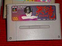 GAME/JEU SUPER FAMICOM NINTENDO NES JAPANESE Mahjong Hisshou Den Naki SHVC RY BE