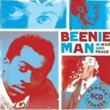 Beenie Man : Reggae Legends CD (2009) ***NEW***