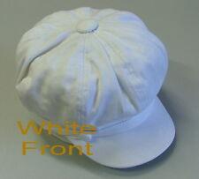 Cotton Newsboy Cap