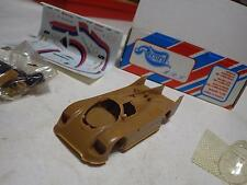 Record M.R.F. (France) Porsche CK5 Kremer/Cartier Le Mans '82 Resin Kit 1:43 NIB