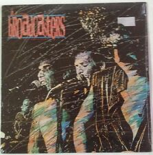 THE BROADCASTERS / 13 GHOSTS vinyl LP 1987 NM vinyl ROCK rare