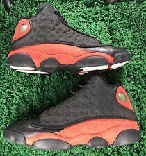 """Air Jordan 13 """"Bred"""" 2017 Size 10.5"""