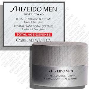 Shiseido Men Total Revitalizer Cream 1.8oz/50ml NIB [Free USA Shipping]
