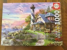 Lighthouse at Rock Bay 1000 pce Jigsaw Puzzle