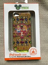New In Box Disney Parks Princess Storybook iPod Touch 5th Gen Clip Case/Cover