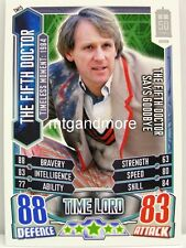 #TM15 The Fifth Doctor - Alien Attax Doctor Who - 50th Anni