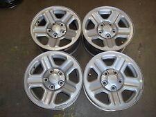 """2007 07 08 09 10 11 12 Jeep Wrangler Steel Wheel Rim 16"""" OEM USED 9072 SET 4"""