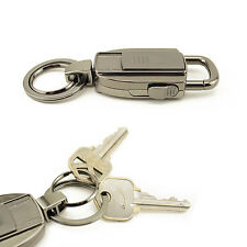 Multifunction Keychain Wind Resistant Cigarette Lighter USB Christmas Tool
