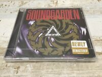 SOUNDGARDEN - BADMOTORFINGER CD ALBUM REMASTERED 2016 Chris Cornell new & sealed