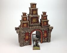 Temple of the Dark Storm, for fantasy war games like Warhammer and Frostgrave