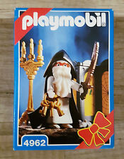 Playmobil 4962 clave gnomo enano Santa Claus secreto castillo señor OVP sin abrir rar