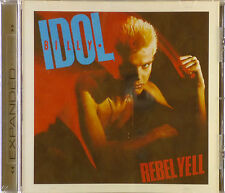 CD-Billy Idol-Rebel Yell - #a3005