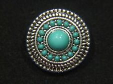 Turquoise Alloy Simulated Fashion Jewellery