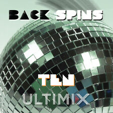 ULTIMIX BACK SPINS 10 CD GEORGE MICHAEL MARIAH CAREY TRACY CHAPMAN BIG & RICH