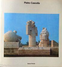 PIETRO CASCELLA - Ed. ELECTA- scultura