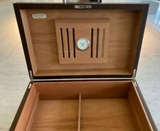UK Bespoke Cigar Humidor, The Vintage Woodworker/Charles Parsons