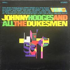Jazz LP JOHNNY HODGES & All the Duke's Men Verve VSP-3 1966