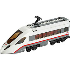 Lego Train City Passenger White High-Speed End Carriage Railway from 60051 - NEW