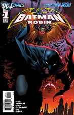 Batman and Robin #1 - First Print - Nov 2011 - New 52 [Paperback, DC Comics] NEW