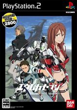 Used PS2 Eureka Seven: New Wave Graduation Japan Import (Free Shipping)