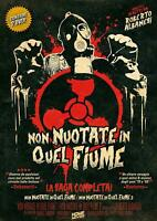 NON NUOTATE IN QUEL FIUME 1 + 2 (Box 2 DVD) Nuovo [Home Movies]