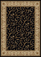 2x8 Runner Radici Persian Italian Border 1599 Area Rug - Approx 2' 2'' x 7' 7''