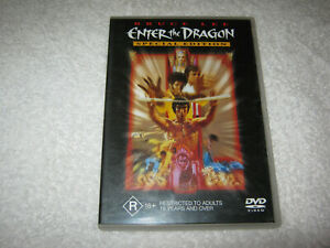 Enter The Dragon - Bruce Lee - Special Edition - VGC - DVD - R4
