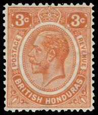 """BRITISH HONDURAS 95 (SG129) - King George V """"1933 Printing"""" (pa74082)"""