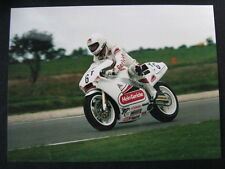 Photo Bimota Yamaha YB4 1988 #6 (T) Peter Rubatto (GER) TT F1 Assen Big
