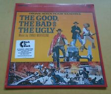 ENNIO MORRICONE The Good, The Bad & The Ugly OST 180 gram vinyl LP + MP3 SEALED