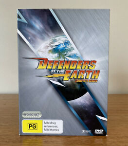 Defenders of the Earth Complete Series DVD Collection PAL Region 4 (8 Disc) RARE