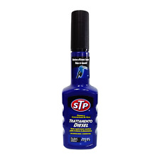 Additivo pulizia detergente trattamento diesel common rail auto STP - 200 mL