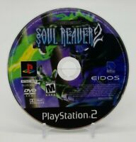 Legacy of Kain: Soul Reaver 2 (Sony PlayStation 2 PS2 2001) Disc Only Very Clean