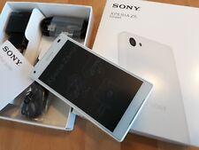 Sony XPERIA z5 COMPACT - 32gb-in bianco // Senza SIM-lock/con Pellicola/in Box