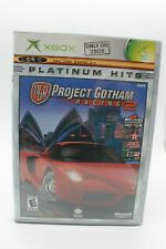 Project Gotham Racing 2 (Platinum Hits) (Xbox, 2004)