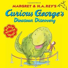 Curious Georges Dinosaur Discovery by H. A. Rey